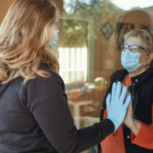 Social Work Alumni Redefine Essential Care during Pandemic